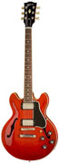 Gibson ES-339 Faded Cherry Nickel