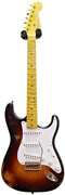 Fender Custom Shop 60th Anniversary 1954 Heavy Relic Strat 2 Tone Sunburst #1601