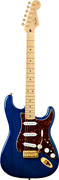 Fender Deluxe Players Strat MN Sapphire Blue Transparent