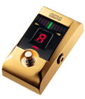 Korg Tuners Pitchblack-GD Limited Edition Gold