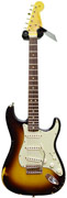 Fender Custom Shop Master Design 1963 Relic Strat Faded Two Colour Sunburst #CZ523863