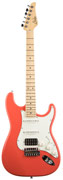 Suhr Classic Pro Fiesta Red MN HSS