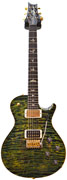 PRS Tremonti Artist Pack Leprechaun Tooth Pattern Thin Flamed Maple Neck Ebony Board #209535