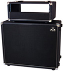 Mission Engineering Gemini 2 Amplified 2x12 with Gemini H 19 4U Rack Enclosure 16 Inch