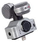 Zoom iQ7 MS iOS Mic
