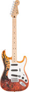Fender FSR David Lozeau Standard Strat Tree Of Life