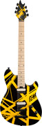 EVH Wolfgang Special T.O.M Black Yellow Stripe