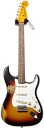 Fender Custom Shop L Series 1964 Strat Super Heavy Relic Sunburst RW #L10636