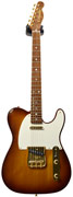 Fender Custom Shop Artisan Okoume Tele C2TS Chocolate 2-Tone Sunburst
