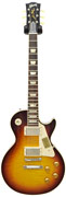 Gibson Custom Shop CS9 50's Style Les Paul Standard Bourbon Burst (Ex-Demo) #CS95034