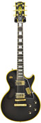 Gibson Custom Shop 1974 Les Paul Custom Reissue VOS Ebony (Ex-Demo) #CS500287