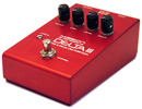 Mission Engineering Delta III Silicon Overdrive, Distortion and Fuzz