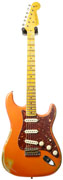 Fender Custom Shop 1956 Mid Boost Strat Heavy Relic Candy Tangerine #R81254