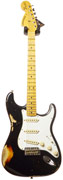 Fender Custom Shop 69 Strat Heavy Relic Black over 3 Tone #R76799
