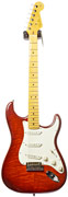 Fender Custom Shop Flame Maple Top American Custom Strat Violin Burst MN #CZ524522