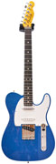 Fender Custom Shop Nashville Tele Custom NOS Blue Sparkle RW #R81831