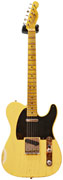 Fender Custom Shop Nocaster Relic Nocaster Blonde U Shaped MN