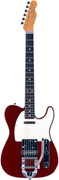 Fender FSR 62 Tele with Bigsby RW Candy Apple Red