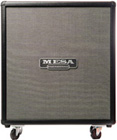 Mesa Boogie 4x12 Rectifier Straight Cab (Oversized/Grey and Black Grille) END OF LINE