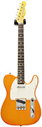 Fender Custom Shop 1959 Journeyman Relic Telecaster Faded Candy Tangerine #CZ525819