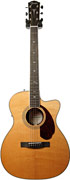 Fender Paramount PM-3 Deluxe Triple 0 Natural (Ex-Demo) #CC160102527
