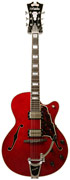 D'Angelico EX-175 CH Archtop Bigsby Cherry (Ex-Demo) #US14030318