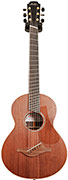 Lowden WL-35 FF Indian Rosewood/Redwood Fan Fret w/ LR Baggs Anthem #19851