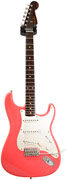 Fender Custom Shop Limited 50's Journeyman Relic Strat Rosewood Neck Faded Fiesta Red #527236
