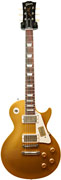 Gibson Custom Shop 1957 Les Paul Goldtop Dark Back VOS Antique Gold #R760121