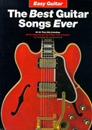 Books The Best Guitar Songs Ever Tab Book