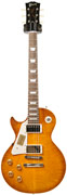 Gibson Custom Shop 1958 Les Paul Standard Historic Antique Amber w/Handpicked Top Slim V2 Neck Profile LH #61441