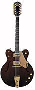 Gretsch G6122-12 Chet Atkins Country Gent 12 String Walnut Stain