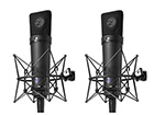 Neumann U87 Ai MT Stereo set (Black)