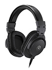 Yamaha HPH-MT5 Headphones (Black)