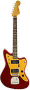 Squier Deluxe Jazzmaster Candy Apple Red With Trem