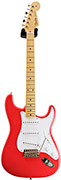 Fender Custom Shop 50's Strat NOS Fiesta Red AA Flame MN Master Builder Designed by Dale Wilson #CZ529105