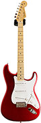 Fender Custom Shop 50's Strat NOS Candy Apple Red AA Flame MN Master Builder Designed by Dale Wilson #CZ529151