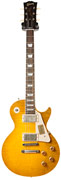 Gibson Custom Shop Standard Historic 1958 Les Paul Plaintop Reissue VOS Lemonburst #R862157