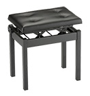 Korg PC-550 Black Piano Bench