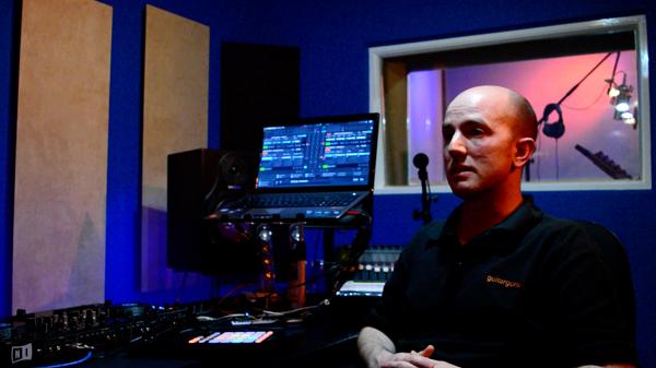 Steven James our DJ & Digital Specialist