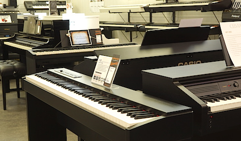 glasgow music store pianos keyboards drum and pa shop gg digital. Black Bedroom Furniture Sets. Home Design Ideas