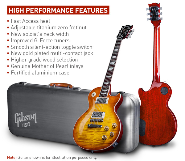 gibson les paul standard 2016 hp tea burst. Black Bedroom Furniture Sets. Home Design Ideas