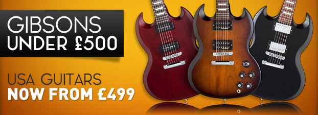 Gibsons Under �500