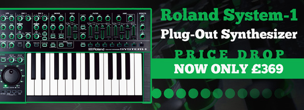 Roland System-1 Price Drop