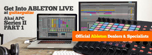 Get into Ableton Live Part 1 with APC Series