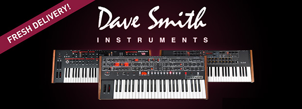 Dave Smith Instruments - Fresh Delivery