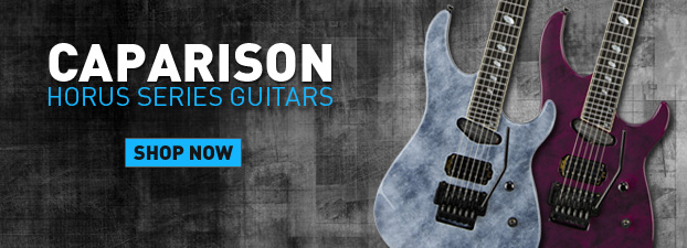 Caparison Horus Series