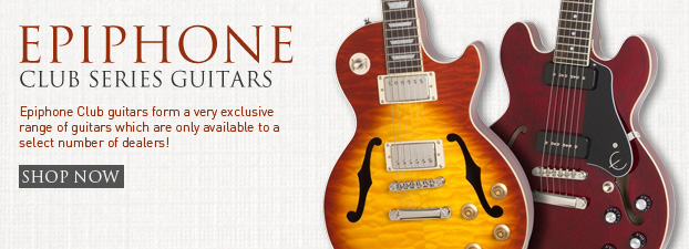 Epiphone Club Guitars