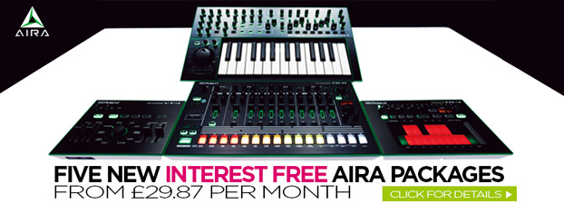Roland Aira Finance Packages