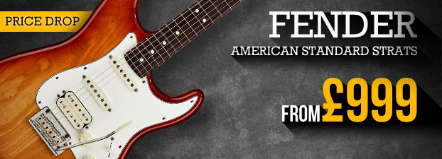 Fender American Standard Strats From �999